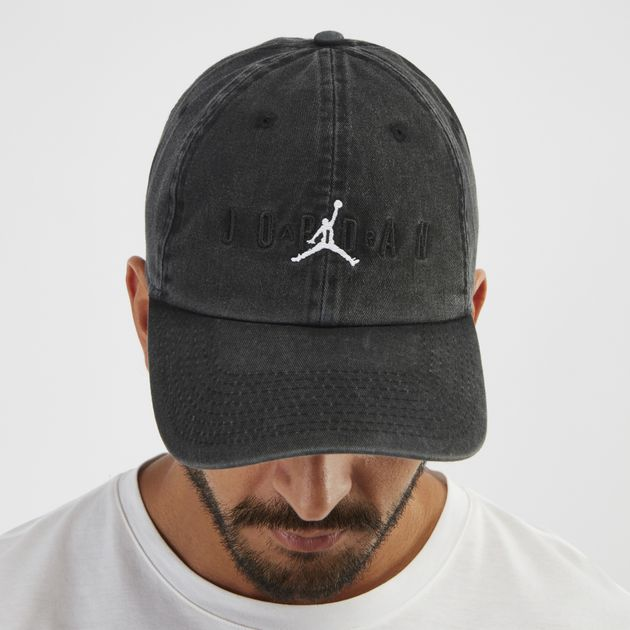 Jordan Heritage 86 Jumpman Air Cap - Black 94022b77da2