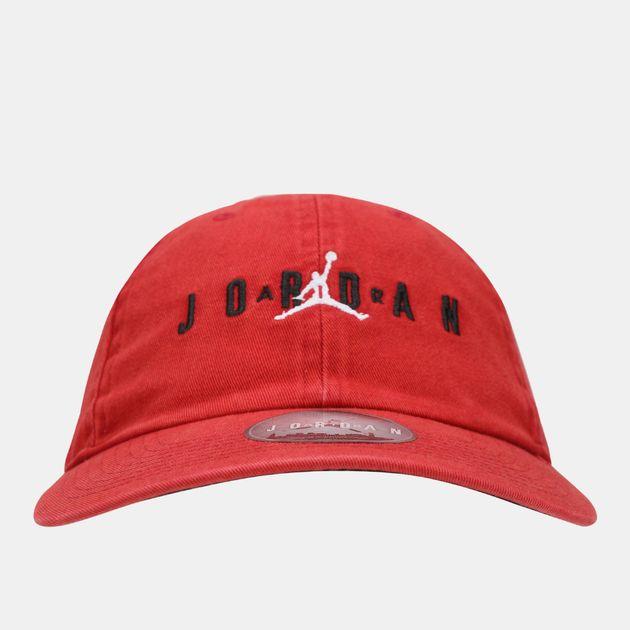 63a70e85e8d Jordan Heritage 86 Jumpman Air Cap - Red