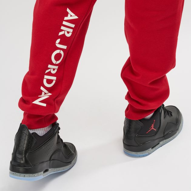4ba38b080b45 Jordan Air Jordan Jumpman Hybrid Fleece Pants