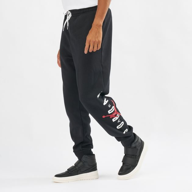 9bd82f0263b7 Jordan Jumpman Air Graphics Fleece Pants