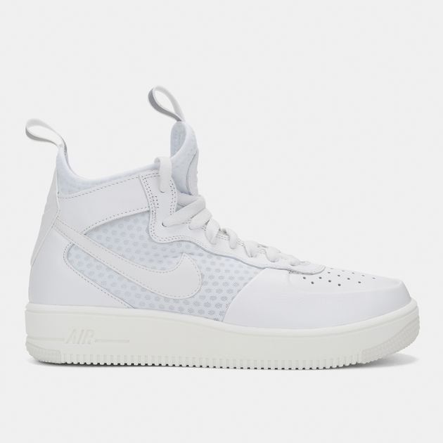 super popular 2888f 7d4a2 Shop 41 Nike Air Force 1 UltraForce Mid Shoe for Womens by ...
