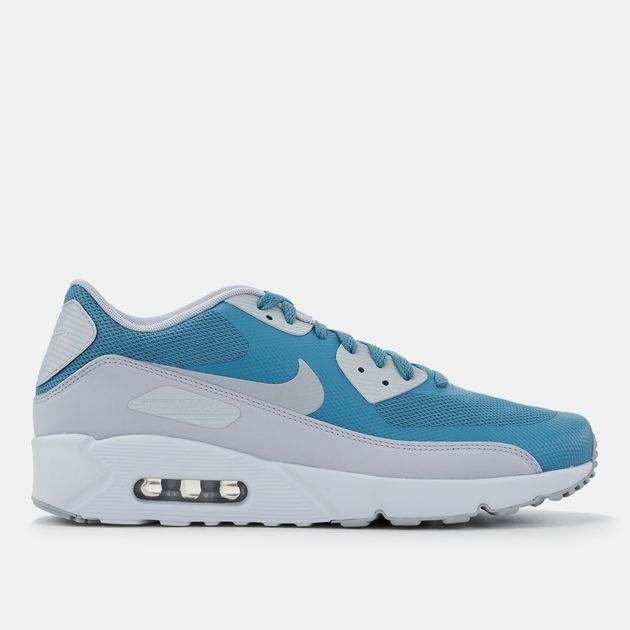 8aadc1e853 Shop Blue Nike Air Max 90 Ultra 2.0 Essential Shoe for Mens by Nike ...