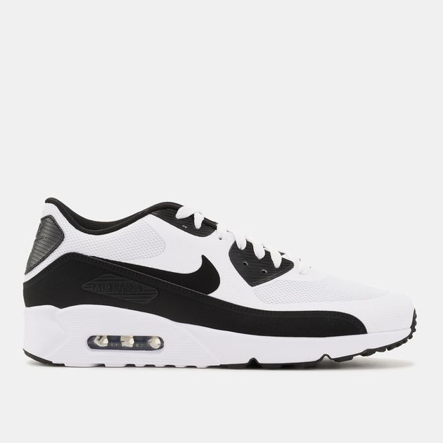 eae0293488 Shop White Nike Air Max 90 Ultra 2.0 Essential Shoes for Mens by ...