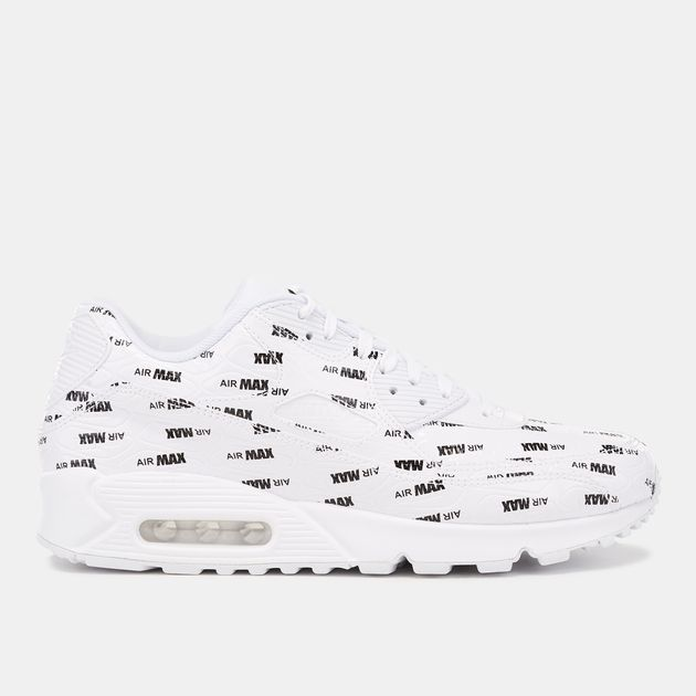 la meilleure attitude 5c918 14e14 Shop White Nike Air Max 90 Premium Shoe | Shoes | Nike ...
