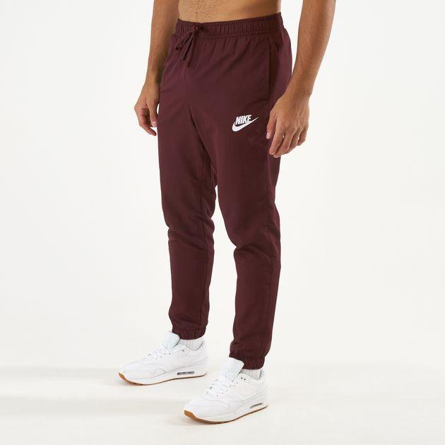 0260129ca Nike Men s Sportswear Woven Tracksuit