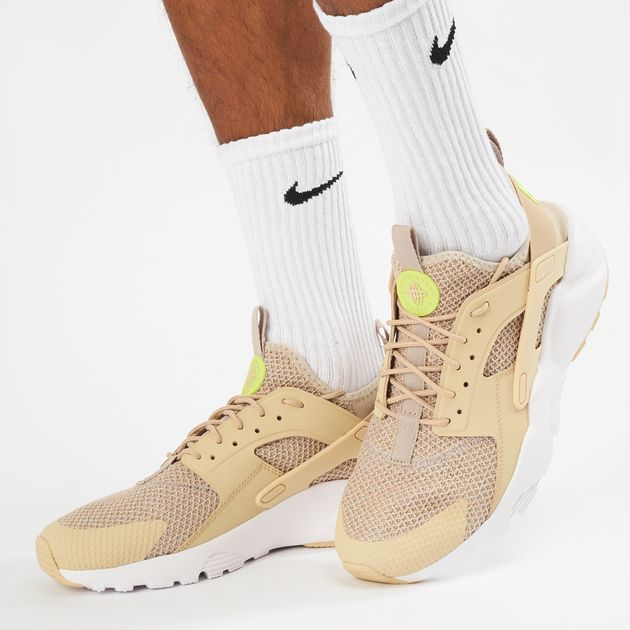 finest selection 12861 660d4 Shop Beige Nike Air Huarache Run Ultra SE Shoe | Shoes ...