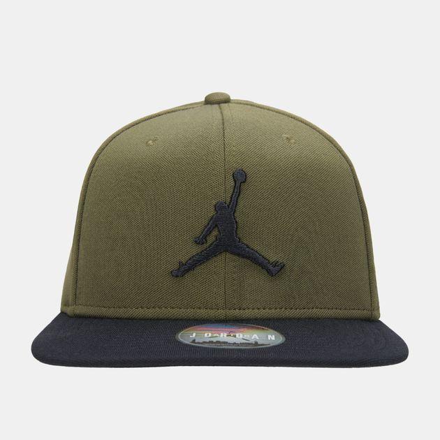 61a4157d1849e1 Jordan Jumpman Snapback - Green