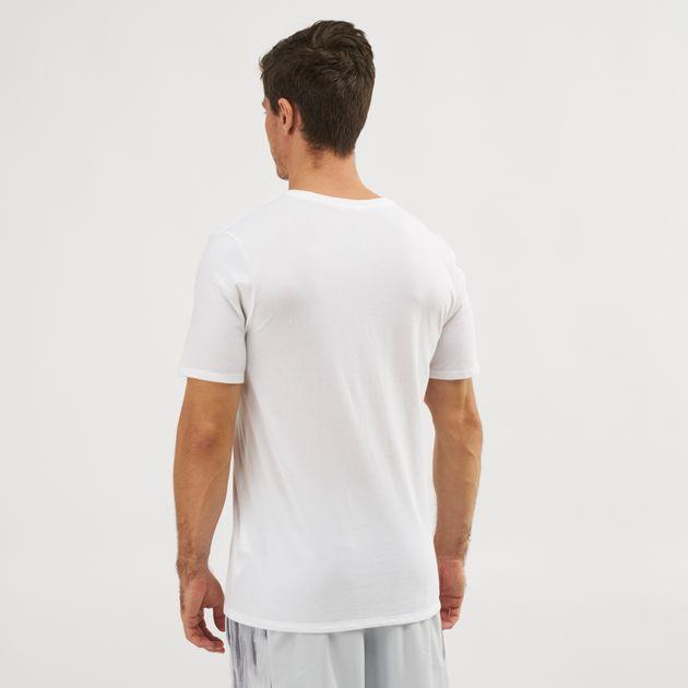 5975efd9cee6 Shop White Nike Dri-FIT KD T-Shirt