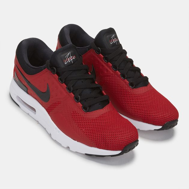 size 40 dd939 8b5d9 Shop Red Nike Air Max Zero Essential Shoe for Mens by Nike | SSS