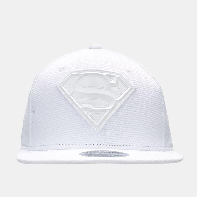 0c3ad630e7a New Era Superman Tonal Logo Weld 9FIFTY Snapback Cap
