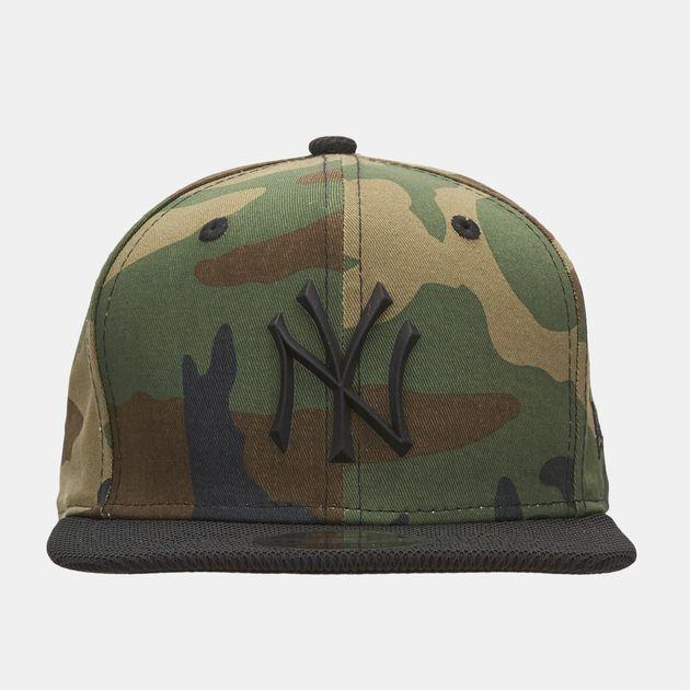 432341387e6 New Era MLB New York Yankees Rubber Prime Original Fit 9FIFTY Snapback Cap