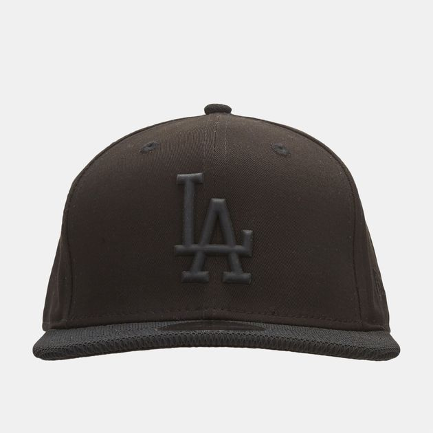 New Era MLB Los Angeles Dodgers Rubber Prime Original Fit 9FIFTY Snapback Cap