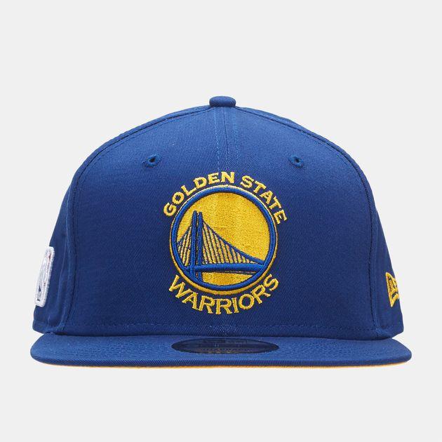 cheap for discount 0783e 1e1b5 New Era NBA Golden State Warriors 9FIFTY Snapback Cap, 897307