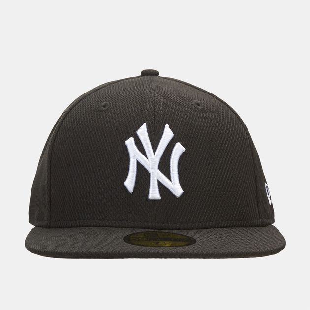 4826e9ef358b5c New Era MLB Diamond Essential New York Yankees 59FIFTY Fitted Cap, 902110