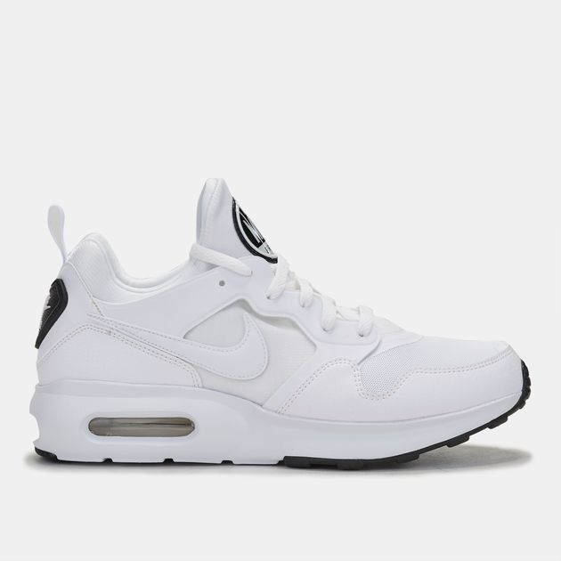 001a7ea183543 Shop White Nike Air Max Prime Running Shoe for Mens by Nike