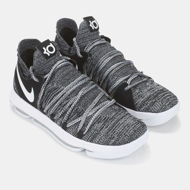 best service 97373 f6e7b Shop Black Nike Zoom KD 10 Basketball Shoe for Mens by Nike ...