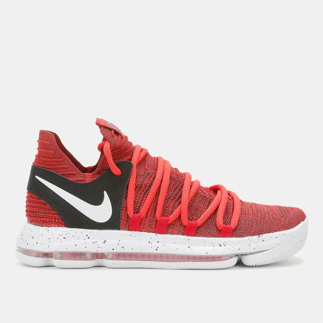 size 40 3cb02 db4e0 Shop Red Nike KD 10 Basketball Shoe for Mens by Nike | SSS