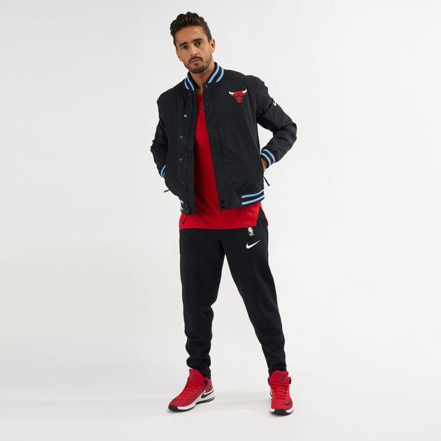 78d1e45a467 Nike NBA Chicago Bulls Courtside Jacket