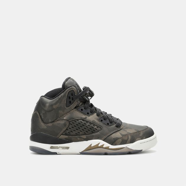 quality design 0c130 d0a4e Jordan Kids' Air Jordan 5 Retro Premium Heiress Shoe (Older Kids), 868259