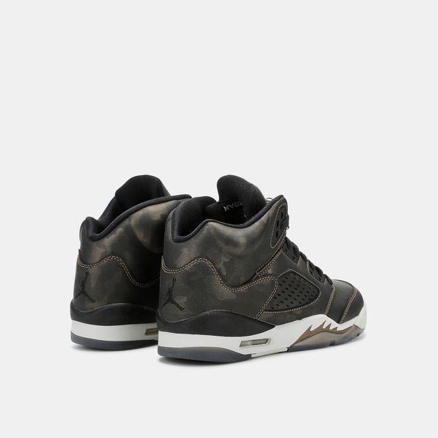 pick up 5d8a7 e3e82 Jordan Kids' Air Jordan 5 Retro Premium Heiress Shoe (Older Kids), 868261