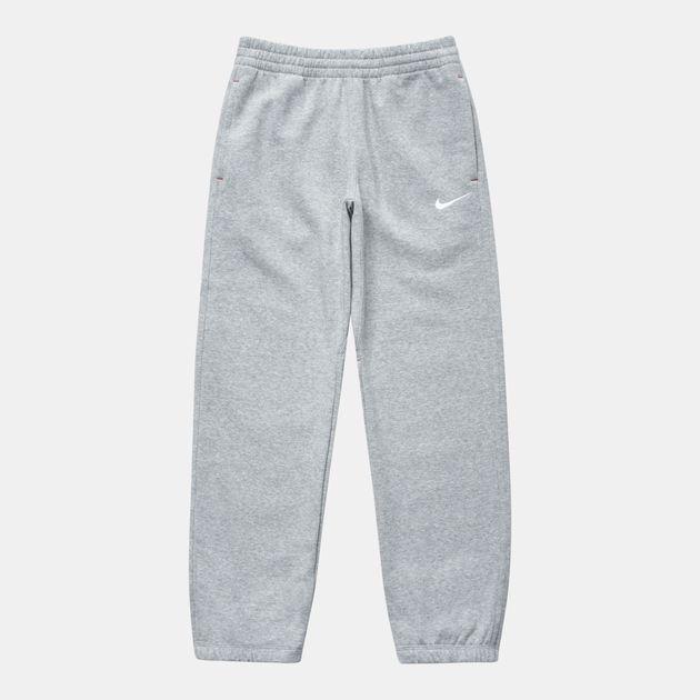 3b772f04689d Nike Kids  Brushed Fleece Cuffed Sweatpants