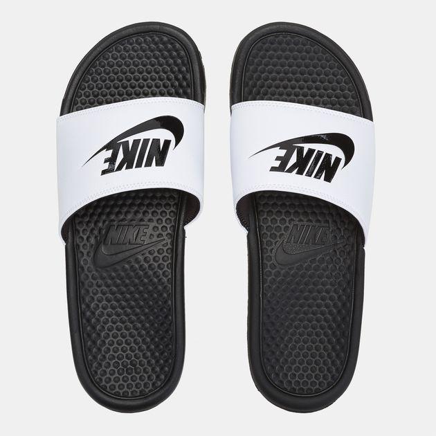 pretty nice e3296 306dc Nike Benassi Just Do It Slide Sandals, 895992