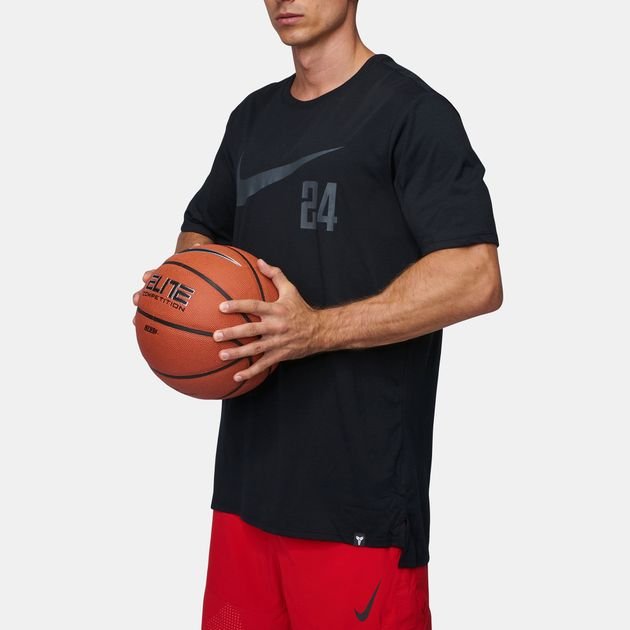 7e0c8e225 Nike Dry Kobe Swoosh 24 T-Shirt | T-Shirts | Tops | Clothing | Men's ...