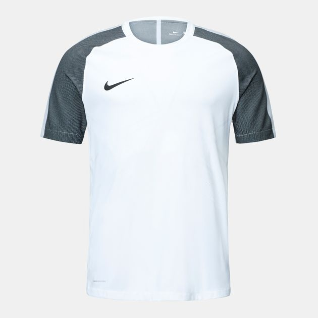 2ada9f46 Shop White Nike Aeroswift Strike T Shirt for Mens by Nike 7 | SSS