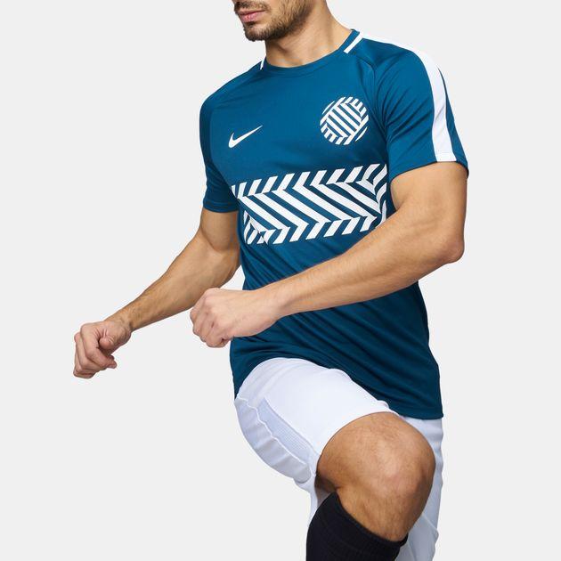 bac28dc6eb9c Nike Dry Academy Football T-Shirt