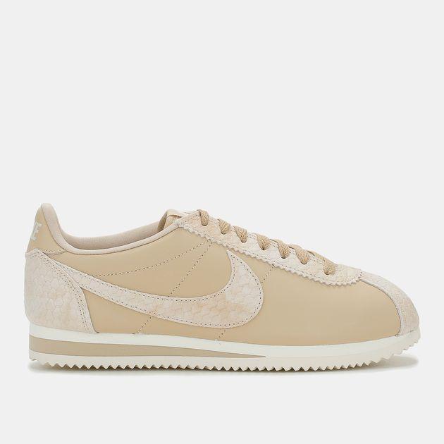 Nike Classic Cortez Premium Women's Women Shoes Sneakers