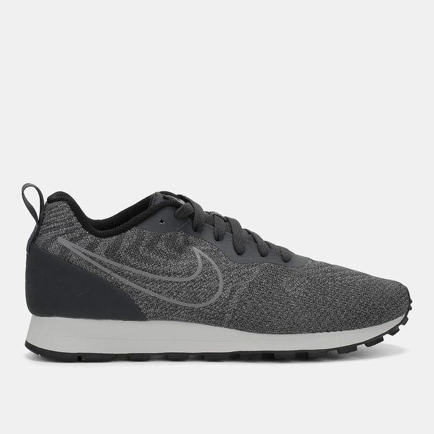 low priced 62040 b49da Shop Black Nike MD Runner 2 Eng Mesh Shoe for Womens by Nike   SSS