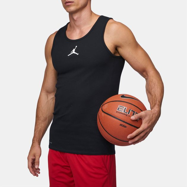 7545b345d Shop Black Jordan Flight Basketball Tank Top for Mens by Jordan | SSS