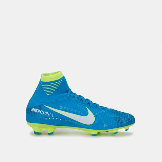 hot sale online 91726 af8ca Nike Kids  Mercurial Superfly V Dynamic Fit Neymar Firm Ground Football Shoe  (Older Kids