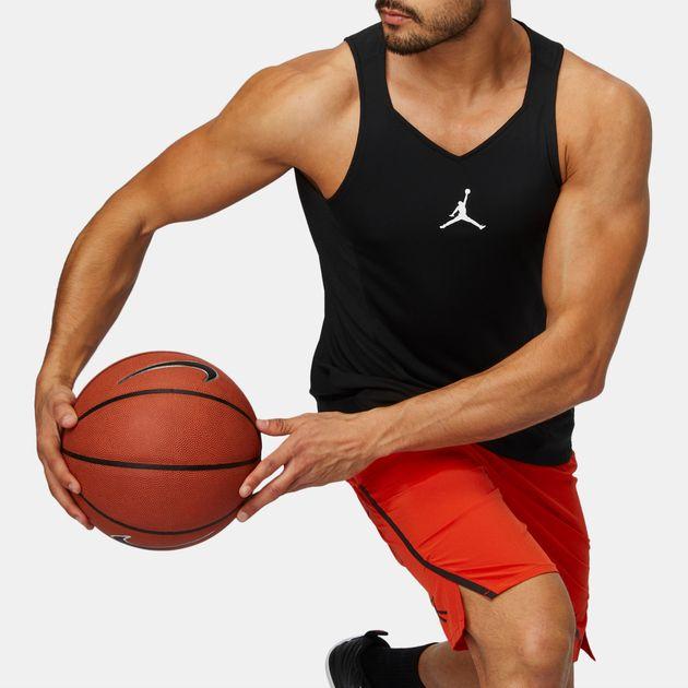 1e43d35d4b86ff Shop Black Jordan Ultimate Flight Basketball Tank Top for Mens by ...
