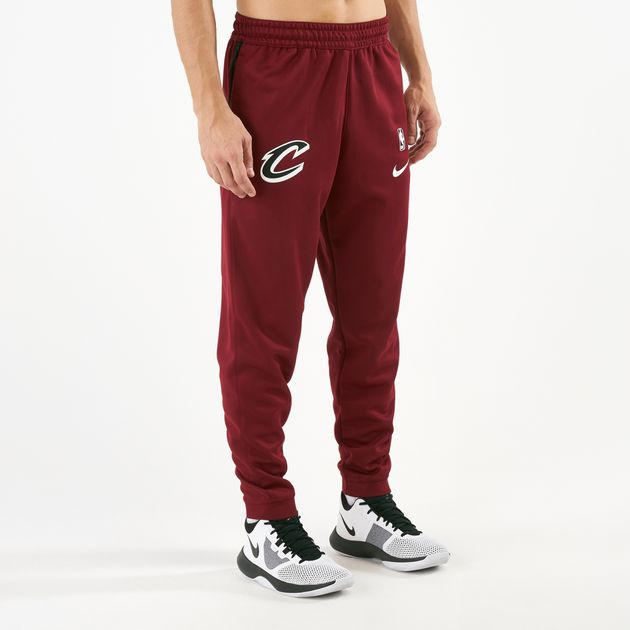 57541295047b Nike Men s NBA Cleveland Cavaliers Spotlight Joggers