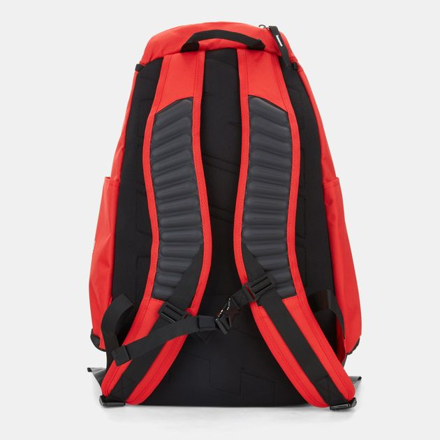 651a3992c3 Shop Red Nike Hoops Elite Max Air 2.0 Basketball Backpack for Unisex ...