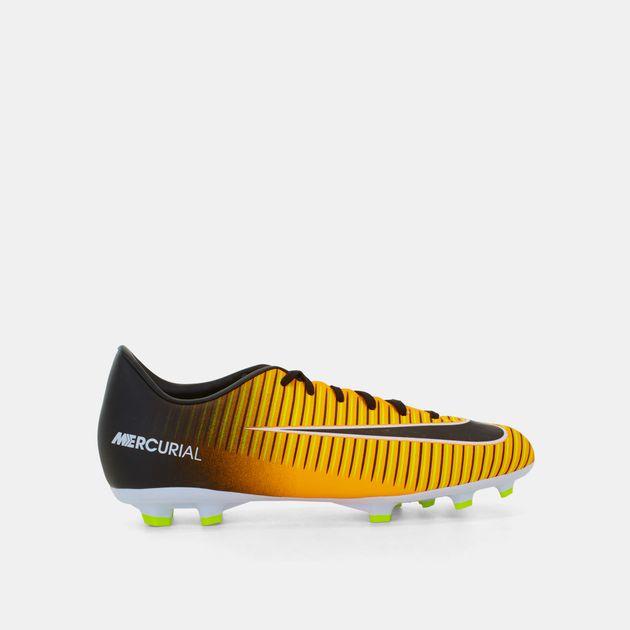 Nike Kids' Mercurial Victory VI Firm-Ground Football Shoe