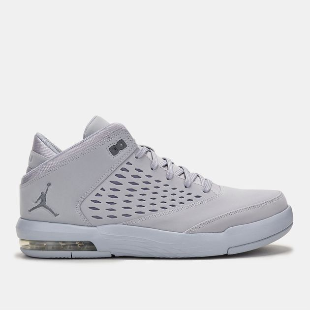 separation shoes 46ed2 233b1 Shop Grey Jordan Flight Origin 4 Basketball Shoe for Mens by ...