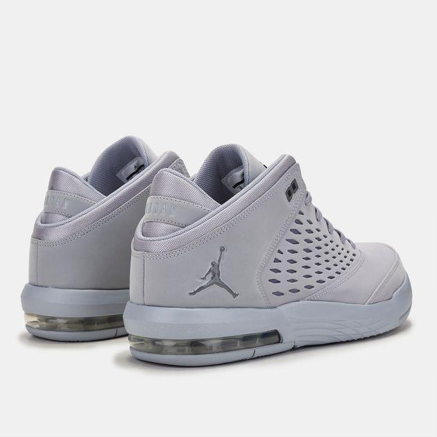separation shoes 0527d 9c136 Shop Grey Jordan Flight Origin 4 Basketball Shoe for Mens by ...