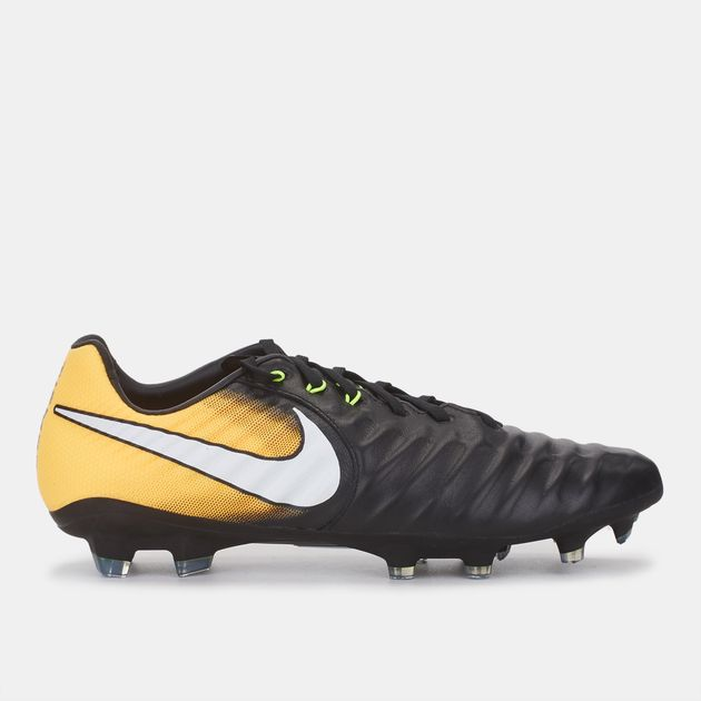 edda013f926 Shop Black Nike Tiempo Legacy III Firm Ground Football Shoe for Mens ...