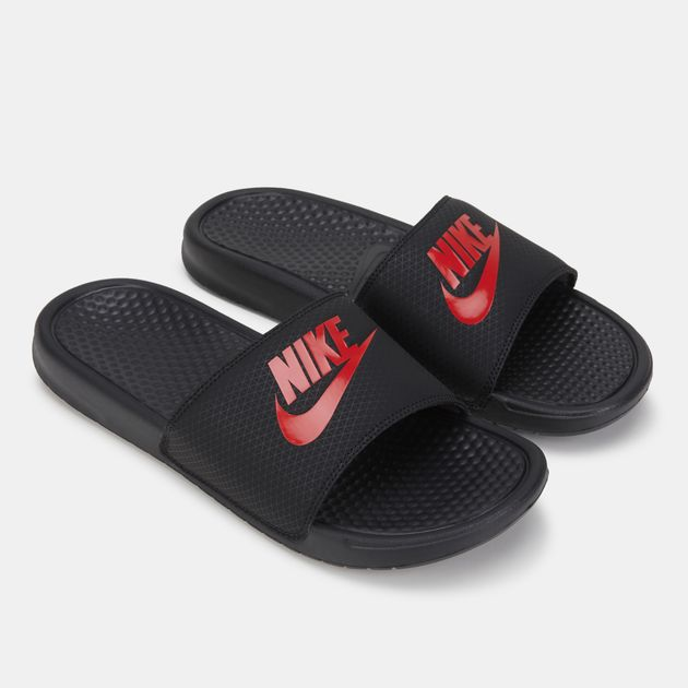 Nike Benassi Just Do It Slide Sandals  b7b7790900fb