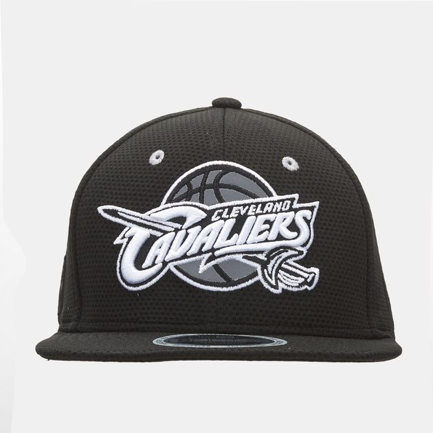 d1b2214f519 Shop Black New Era NBA Cleveland Cavaliers Reflective Pack 9FIFTY ...