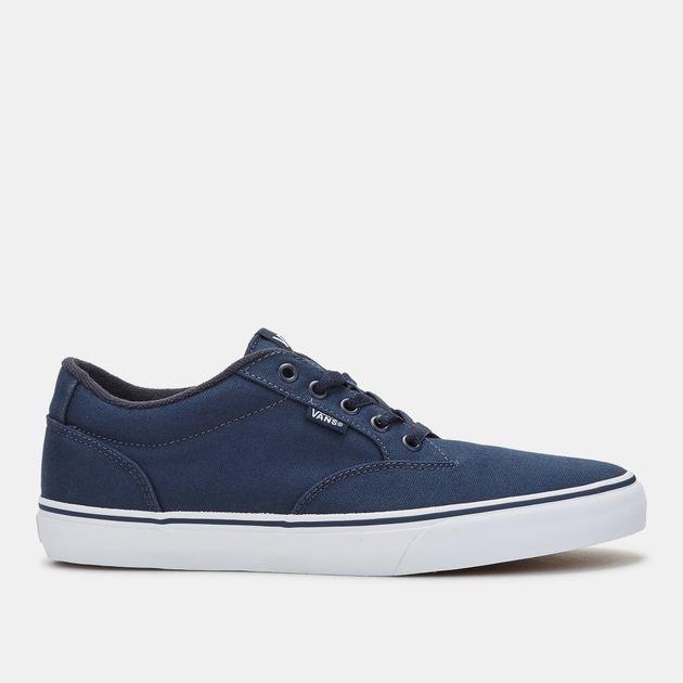 14f5d7fde3 Shop Blue Vans Winston Shoe for Mens by Vans