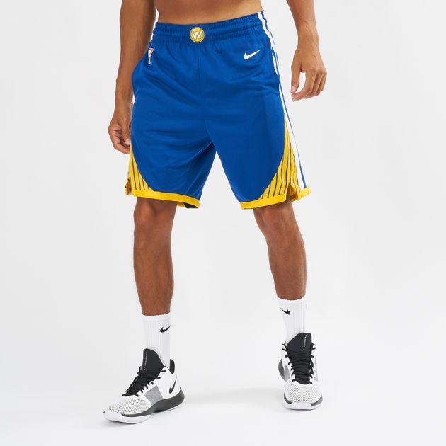 b03c63670863 Nike NBA Golden State Warriors 18 Swingman Shorts
