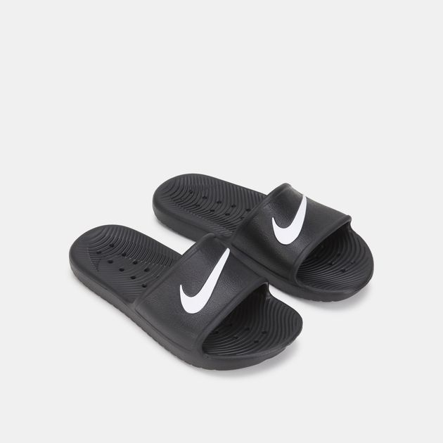 5c7b08fce94f Nike Kids  Kawa Shower Slides (Older Kids)