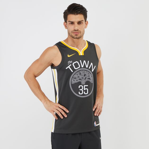 e4f9a76e2 Nike NBA Golden State Warriors Kevin Durant Statement Edition Swingman  Jersey