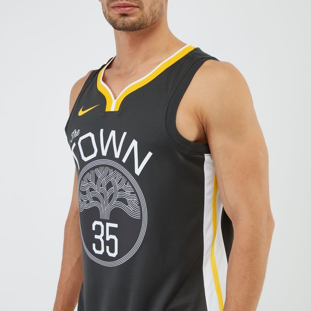 promo code 44d55 7adaa Nike NBA Golden State Warriors Kevin Durant Statement Edition Swingman  Jersey