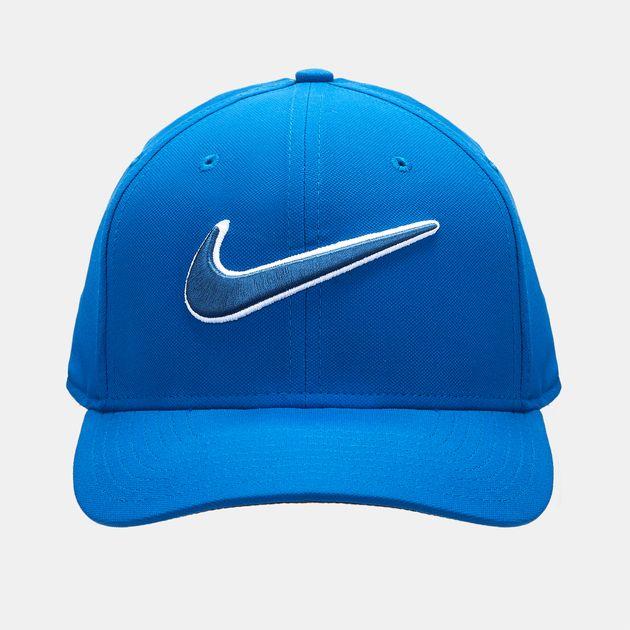 c90396554dd Shop Blue Nike Golf Classic 99 Swoosh Cap for Unisex by Nike Golf 7 ...