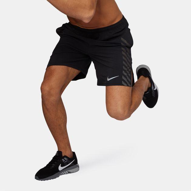 9bf354772b Nike Distance Flash Running Shorts | Shorts | Clothing | Men's Sale ...