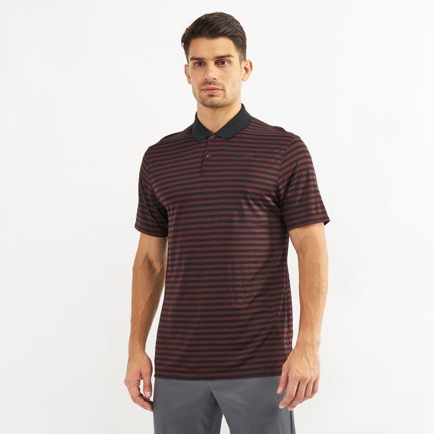 69d5e550d Nike Golf Dry Victory Polo Stripe T-Shirt